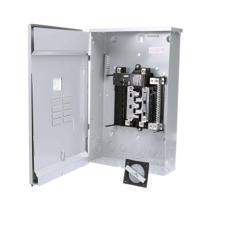 PW0816B1200TC 200-Amp 8-Space 16-Circuit Main Breaker Outdoor ...
