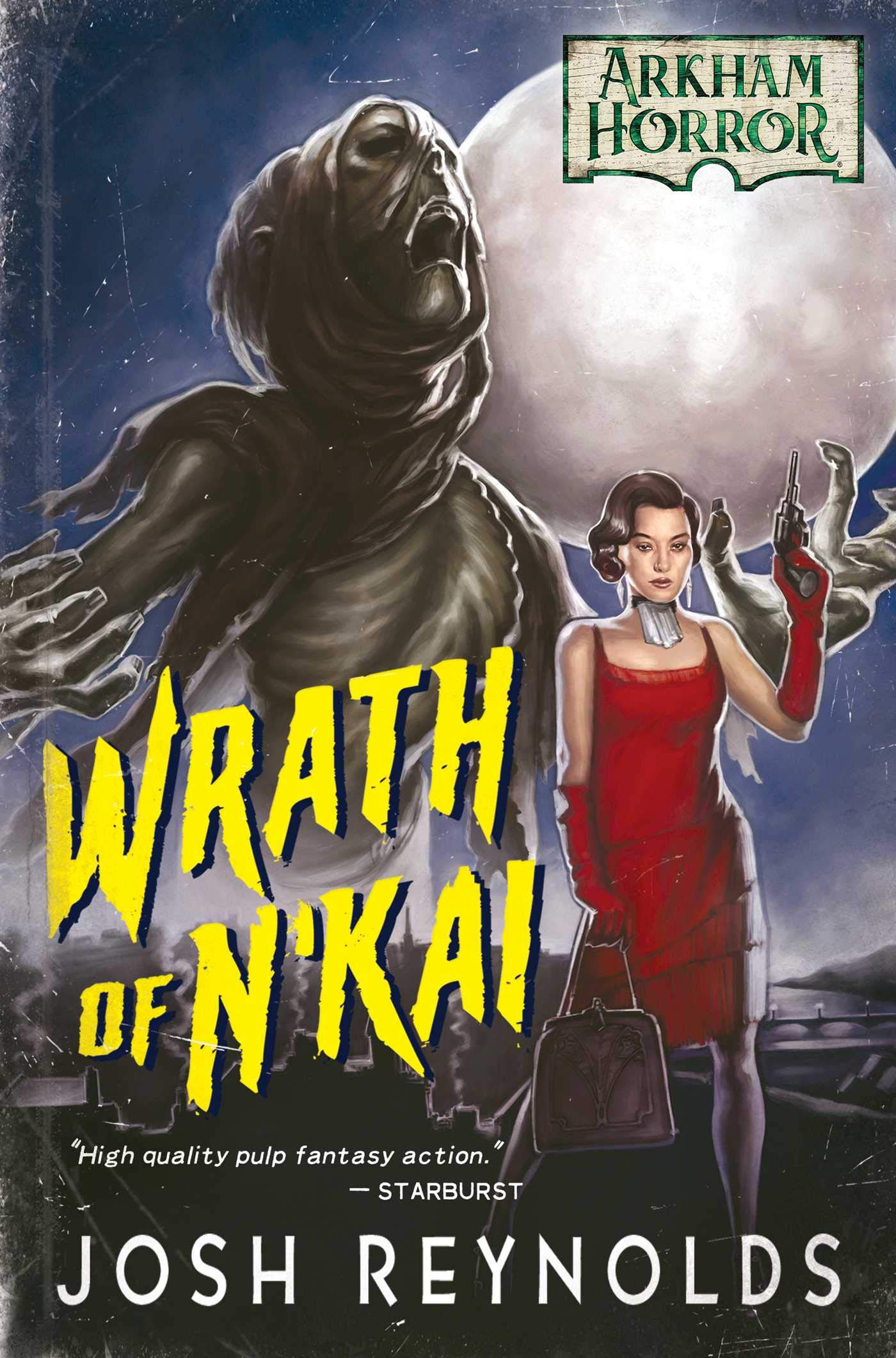 Wrath of N'kai: An Arkham Horror Novel: Amazon.co.uk: Reynolds ...