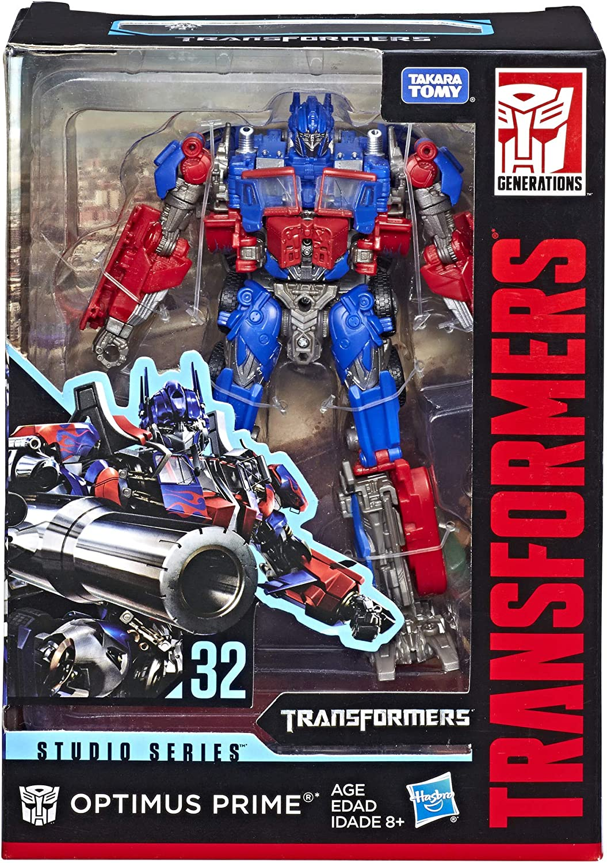 Transformers Generations Studio Series 32 Optimus Prime