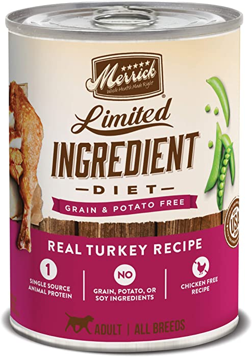 Top 10 Merrick Dog Food Cans Turkey