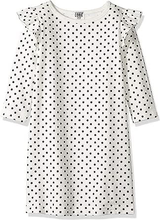LOOK by crewcuts Vestido de lana para niñas