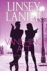 Vanishing Act (A Miranda and Parker Mystery Book 13) Kindle Edition