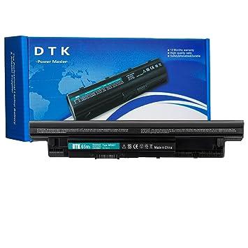 Dtk® Batería Ordenador Portátil para Dell Inspiron 14 3421 / 14r 5421 / 14r-