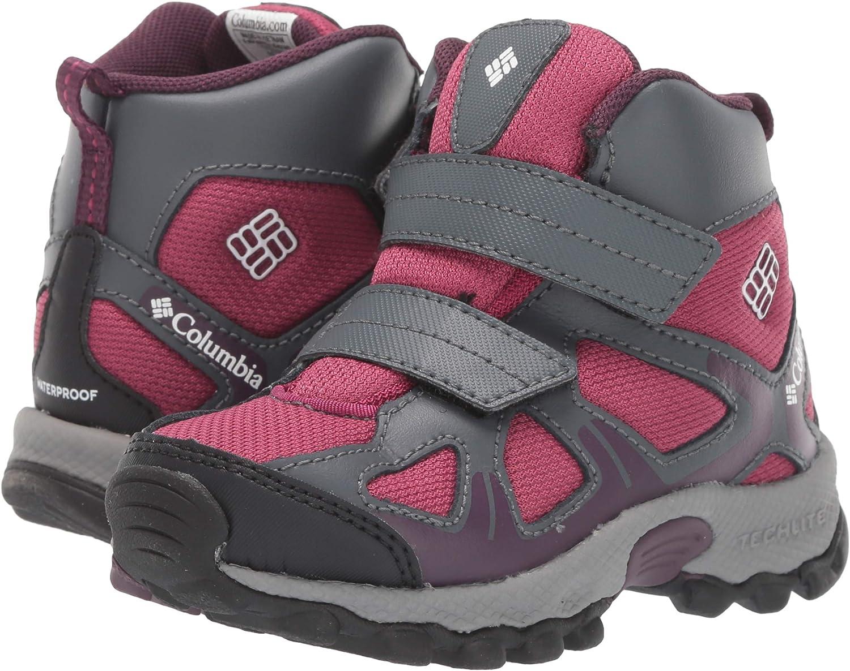 Columbia Childrens Peakfreak XCRSN Mid WP Chaussures de Randonn/ée Basses Mixte Enfant