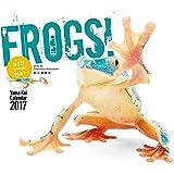 カレンダー2017 FROGS!  おまけシール付き! (ヤマケイカレンダー2017)