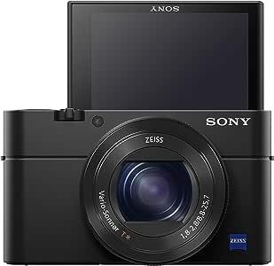 Sony DSCRX100M4/B 20.1 MP Digital Camera with 3-Inch LCD (Black)
