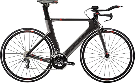 Felt DA4 - Bicicletas triatlón - gris/negro Tamaño del cuadro 54 ...