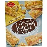 Haldiram's Plain Khari Puffs, 400 g