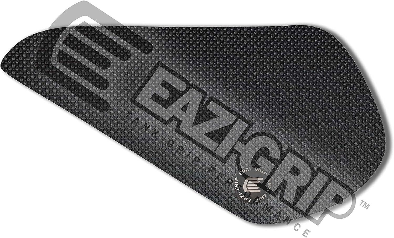 Eazi-Grip for a GSX650F 2009-2017 Tank Grips in Black PRO