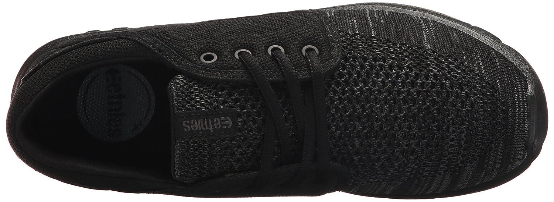 Etnies Women's Scout YB W's Skateboarding Shoe B074PWQ23V 8 B(M) US|Black/Grey/Black