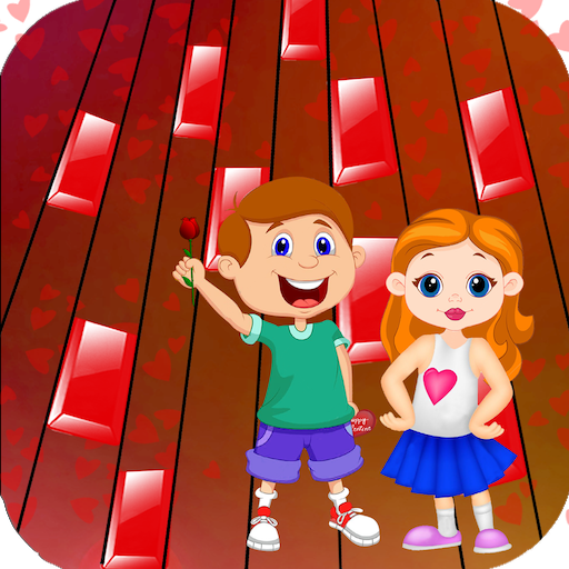 Tile Valentine (Piano Tiles Valentines - Music Games)