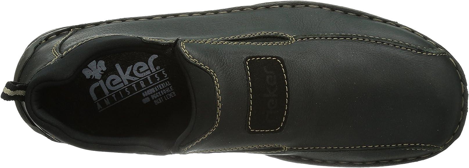 Rieker 05363 Schuhe Herren Slipper extra weit   eBay