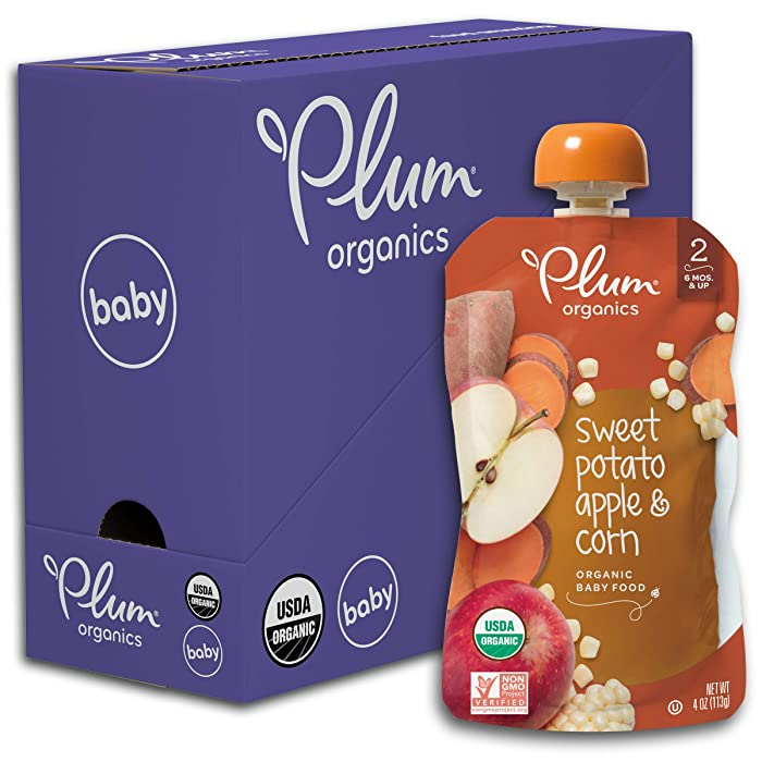 Updated 2021 – Top 10 Baby Food Pouches Sweet Potato