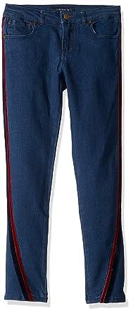 57c2fd559ec Tommy Hilfiger Big Girls' Stretch Denim Jean, Velvet Madison wash, ...