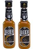 Park Avenue Anti Dandruff Beer Shampoo for Men, 180ml (Pack of 2)