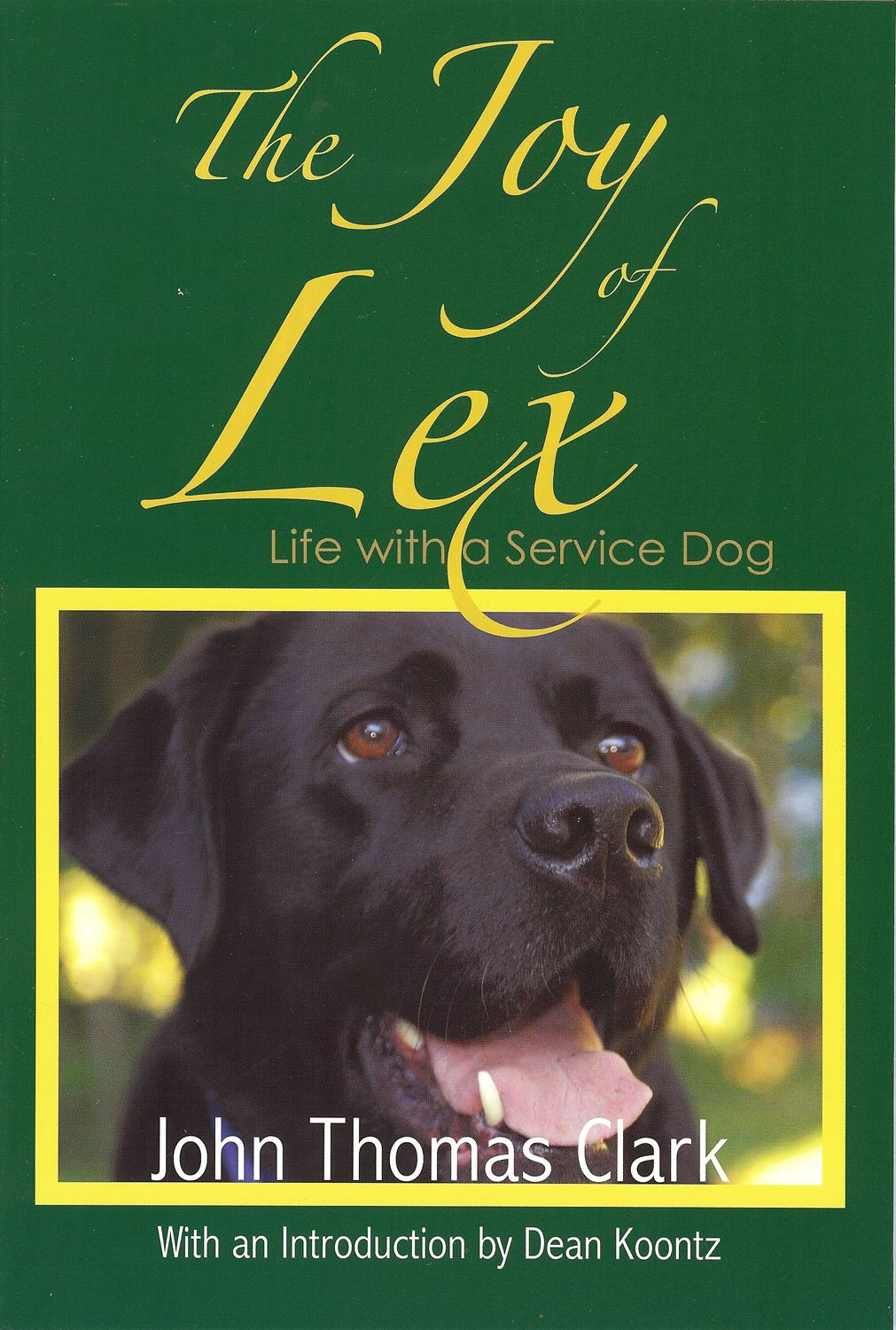 The Joy of Lex: Life with a Service Dog