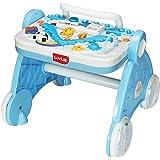 Luvlap Baby Musical Activity Walker (Blue)