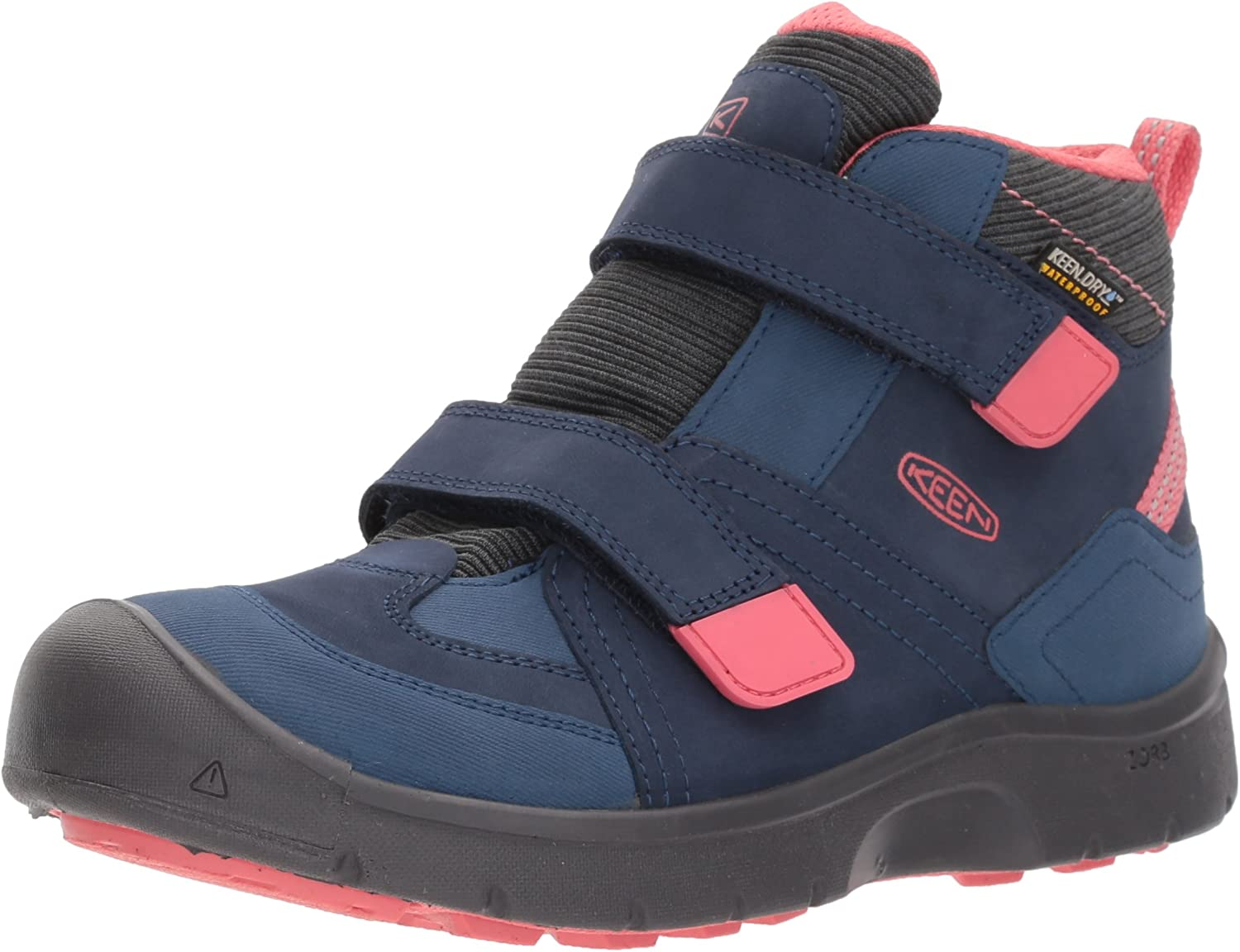 KEEN Kid's HIKEPORT MID Strap WP Boot