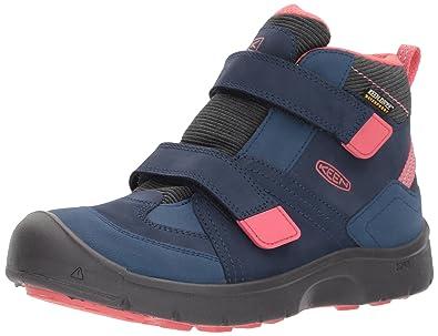 best website 0a75f 01583 KEEN Hikeport Mid Waterproof Junior Hiking Schuh
