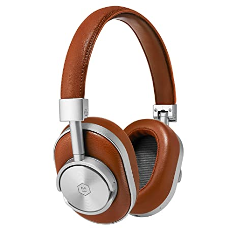 5000ad818b32 Cuffie over-ear wireless Master & Dynamic MW60 con Bluetooth 4.1 e driver  in neodimio
