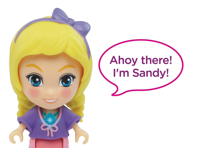 Amazon VTech Flipsies Sandys House And Ocean Cruiser Doll Toys Games