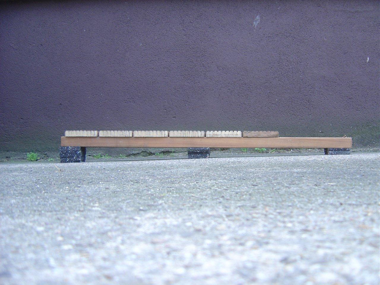 168 St bajo Leger (27,6 Cent Pro ST) para Bangkirai, madera ...