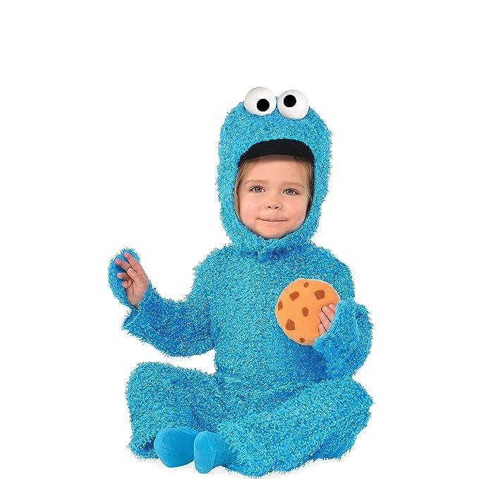 Amazon.com: Disfraz de monstruo de galletas para Halloween ...