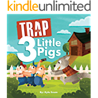 Trap 3 Little Pigs : Lyrically Accurate Version (English Edition)