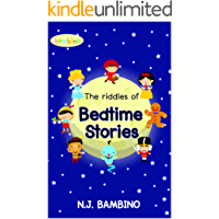 The riddles of bedtime stories: The quiz book about famous bedtime stories, fairy tales, Age 3-6, preschool, riddles, jokes, picture books, memes (Books for smart kids)