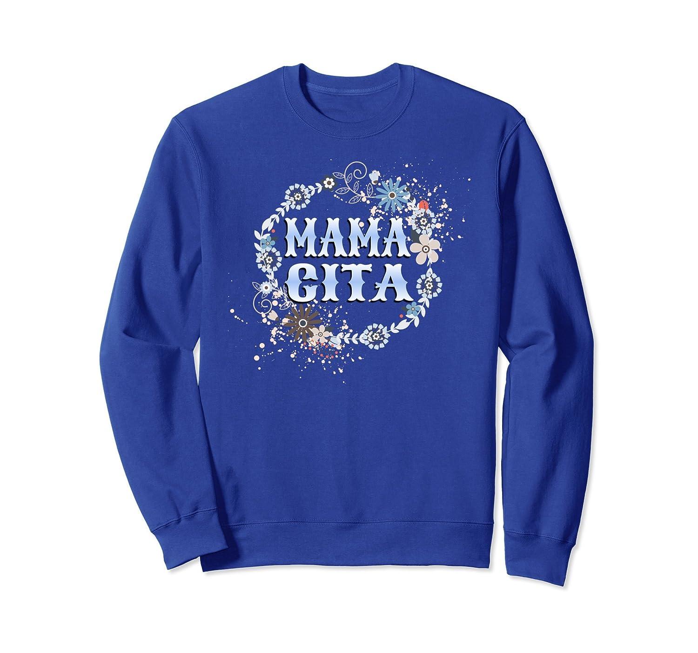 Mamacita Sweatshirt Floral Design Mexican Babe Shirt Spanish- TPT
