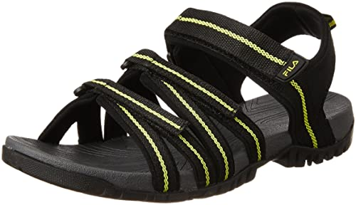 c2c75590ae8076 Fila Men s Gabor III Blk and Wht Sandals  Buy Online at Low Prices ...