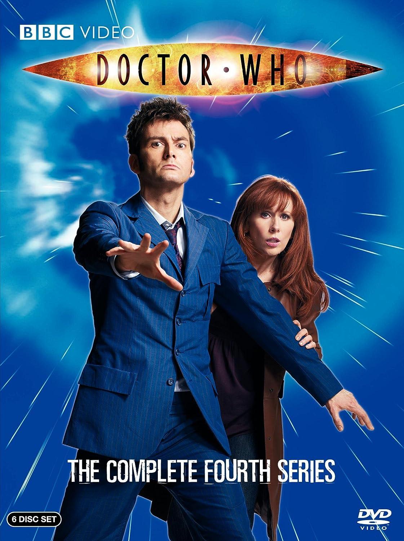 Doctor Who: Complete Fourth Season Reino Unido DVD: Amazon.es ...