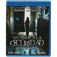 No Temas A La Oscuridad [Blu-ray]