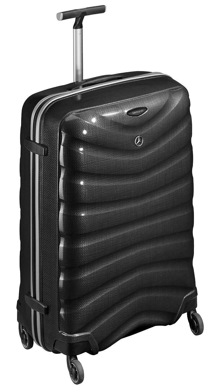 【Mercedes-Benz Collection】 サムソナイト スーツケース ブラック B075WQNG16 35L