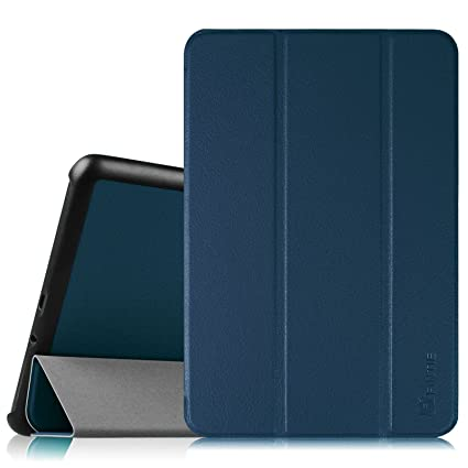 huge discount e6d65 9de27 Fintie Slim Shell Case for Samsung Galaxy Tab A 8.0 (Previous Model 2015) -  Super Slim Lightweight Standing Cover with Auto Sleep/Wake Feature for Tab  ...