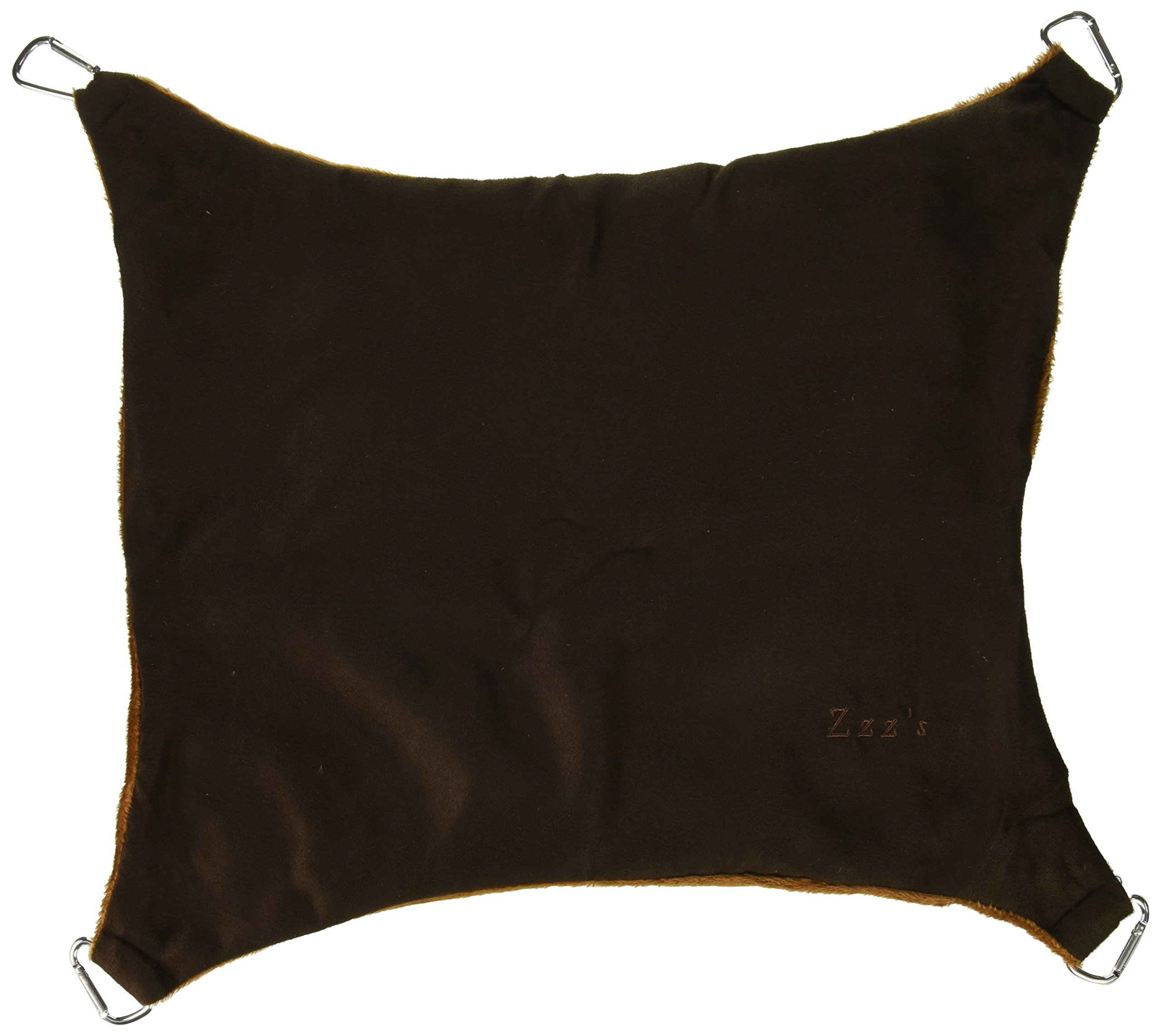 Prevue Pet Products SPVZZZ02 Zzz's Suede Hammock for Ferret, Colors Vary