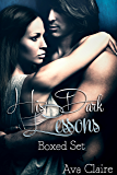 His Dark Lessons Boxed Set (New Adult Romance)