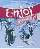 Enjoy English in 6e : Workbook