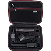 Smatree Hard Carrying Case Compatible with DJI Osmo Pocket 2/Osmo Pocket, Extension Rod, OSMO Pocket Waterproof Case and…