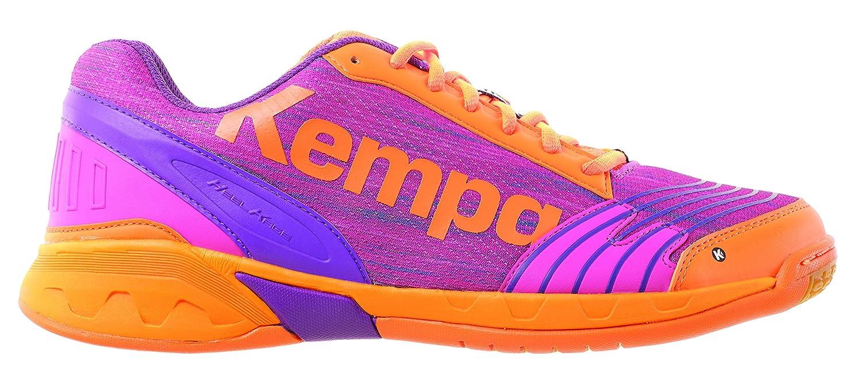 Kempa Damen Attack Damens Sneaker Sneaker Sneaker Rosa (05) 48292f