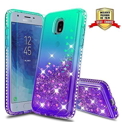 Amazon.com: Carcasa para Samsung Galaxy J8 2018, carcasa ...