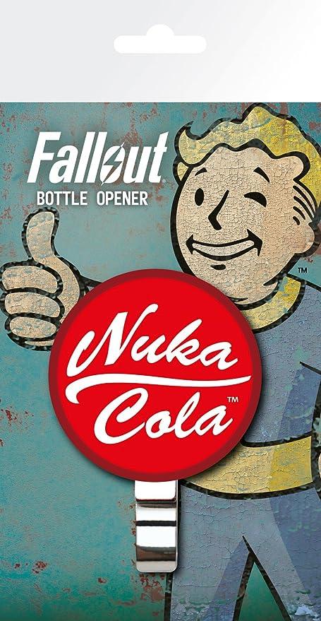 GB eye LTD, Fallout 4, Nuka Cola, Abridor de Botellas