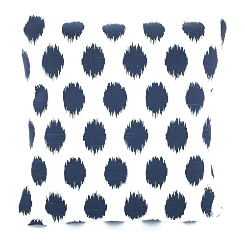 Fine Amazon Com Navy Blue White Pillow Covers Decorative Throw Andrewgaddart Wooden Chair Designs For Living Room Andrewgaddartcom