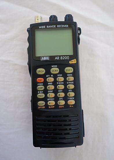 AOR AR8200Mk3 Wide Range Communications Receiver