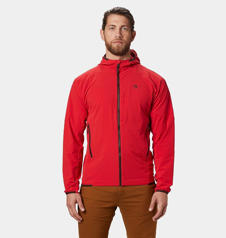 Mountain Hardwear Chockstone Hoody Jacket Men schwarz 2019 Funktionsjacke