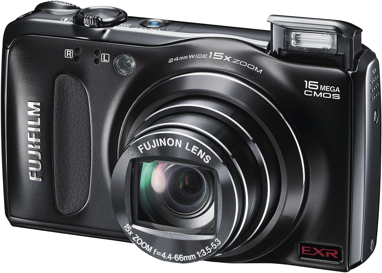 Fujifilm FinePix F500EXR - Cámara Digital Compacta, 16 MP (3 ...
