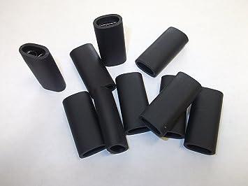 10 x Doppel-Anschlüsse für Crimpverbindungen, Kabel bis 2mm²/ 14 AWG ...