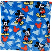 "Disney GS70653 Minnie Mouse - Manta de forro polar, color rosa, Mickey Mouse, Azul, 30"" by 36"""