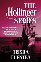 The Hollinger Series Kindle Edition