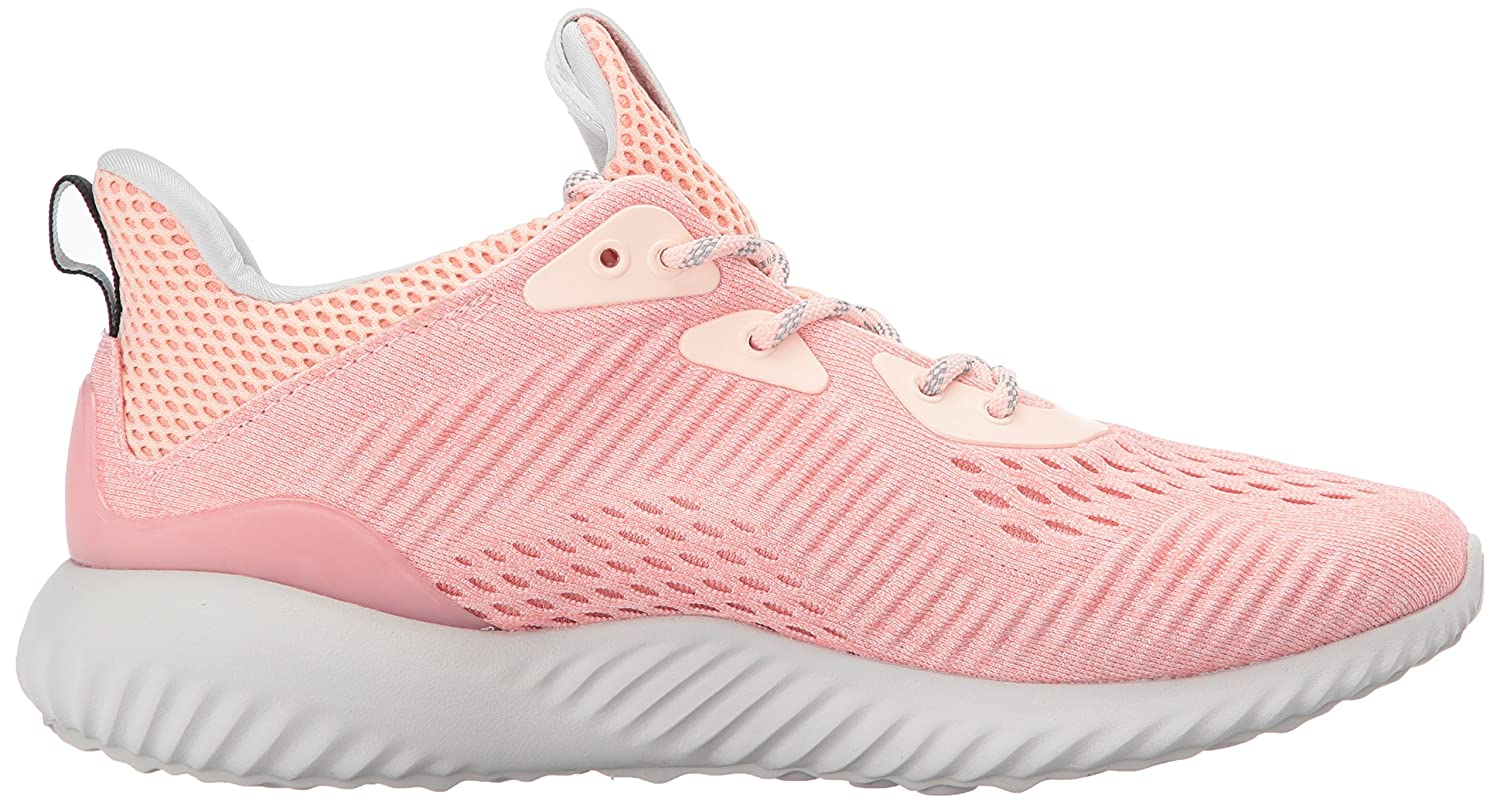 adidas Women's Alphabounce Em W Running Shoe B01N98Z771 9.5 B(M) US|Ice Pink/Trace Pink/Grey One